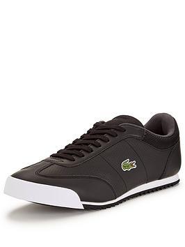 lacoste-romeau-116-2-trainer-black