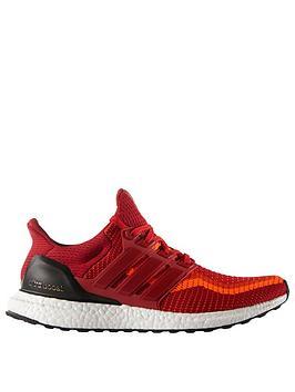 adidas-ultra-boost-trainers-redblack