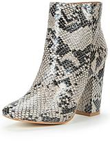 Rhiannon Heeled Ankle Boot