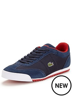 lacoste-lacoste-romeau-116-1-trainer-navy