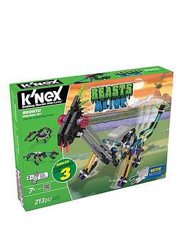 knex-beast-alive-bronto-building-set