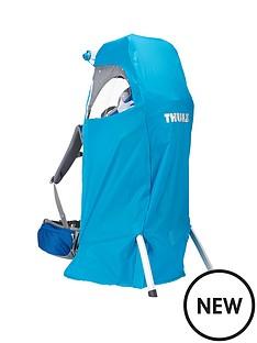 thule-thule-sapling-child-carrier-rain-cover-thule-blue