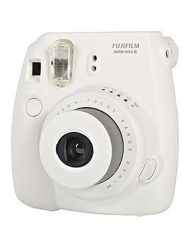 fuji-instax-mini-8-white-instant-camera-including-10-shots