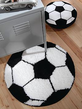 Catherine Lansfield   Football Rug