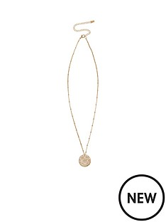 river-island-river-island-disc-necklace