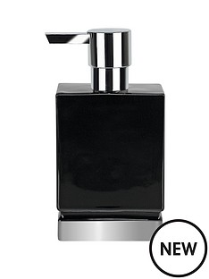 spirella-roma-black-silver-toilet-dispenser