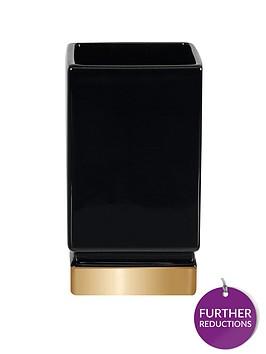 spirella-roma-black-gold-tumbler