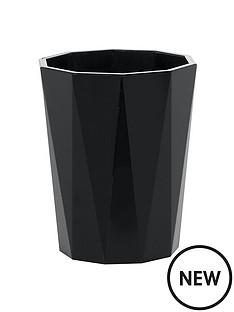spirella-crystal-black-tumbler