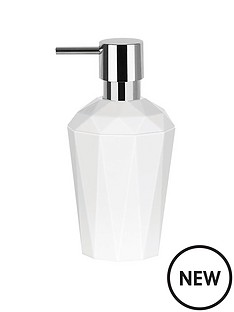 spirella-crystal-white-soap-dispenser