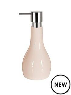 spirella-bali-sand-soap-dispenser