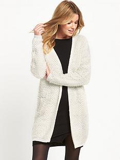 v-by-very-loop-plush-coatigan