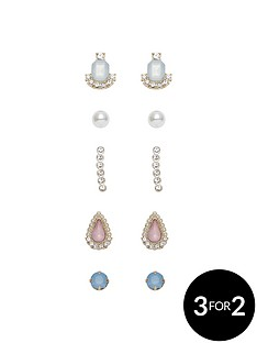 oasis-multi-pack-earrings-5-pack