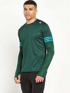 adidas-response-long-sleevenbsprunning-top