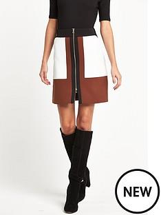 river-island-colournbspblocked-a-line-skirt