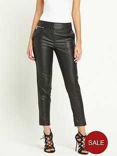 river-island-slim-coated-cropped-trouser