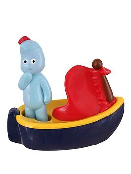 In The Night Garden RollAlong Iggle Piggle With Boat