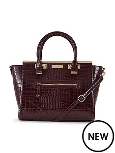 carvela-winged-croc-tote-bag
