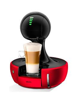 Nescafe Dolce Gusto Drop Kp350540 By Krups Coffee Maker  Red