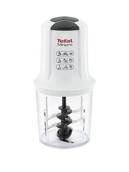 Tefal TEFAL MQ714140 WHITE COLLECTION MINI PRO