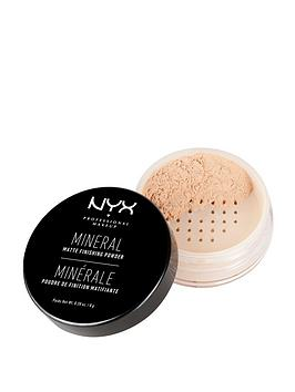 NYX Professional Makeup Nyx Professional Makeup Mineral Finishing Powder Picture