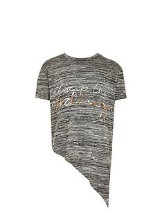 river-island-girlsnbspasymmetric-wordy-t-shirt