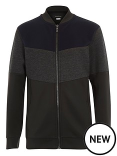 river-island-boys-colour-block-zip-through-bomber