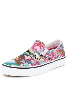 vans-disney-wonderland-classic-slip-on
