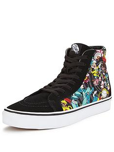 vans-vans-disney-rabbit-hole-sk8-hi-reissue