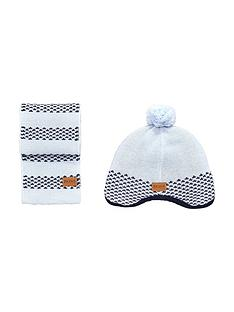 hugo-boss-hugo-boss-baby-knitted-hat-and-scarf-set