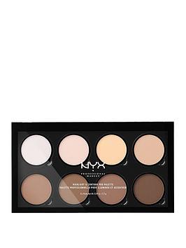 NYX Professional Makeup Nyx Professional Makeup Highlight &Amp; Contour  ... Picture