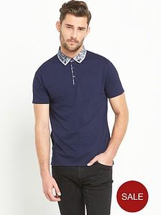 goodsouls-woven-collarnbspmensnbsppolo-shirt