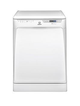 Indesit Extra Dfp58T94A 14Place Dishwasher  White