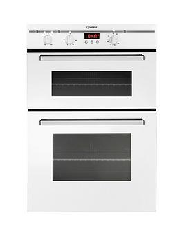indesit-fimd23whs-built-in-double-electric-oven-ndash-white