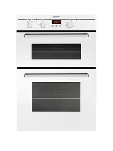 indesit-fimd23whs-electric-built-in-double-oven-white