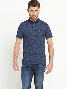 goodsouls-paisley-polo-shirt