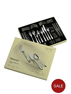 arthur-price-shimmer-44-piece-cutlery-set