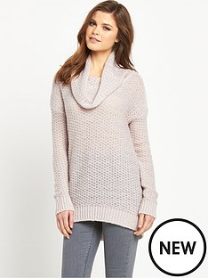 south-brushed-open-stitch-roll-neck-jumper