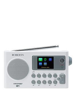 Roberts Stream 107 Radio