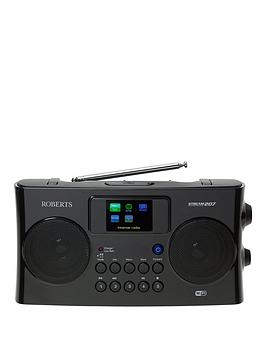 Roberts Stream 207 Internet Radio