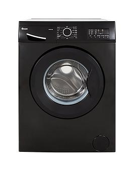 Swan Sw2070B 7Kg Load 1400 Spin Washing Machine  Black