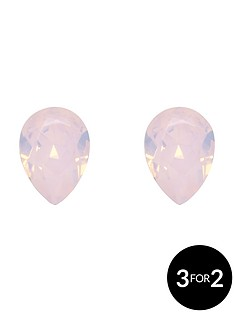 orelia-swarovski-teardrop-earrings