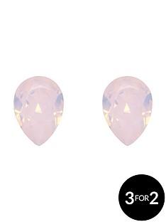 orelia-swarovski-teardrop-earrings