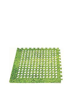 streetwize-accessories-streetwize-eva-pack-of-four-grass-print-tiles
