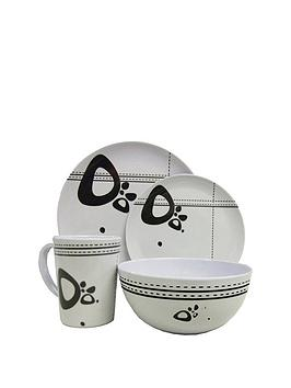 streetwize-accessories-stretwize-16-piece-melamine-dinining-set