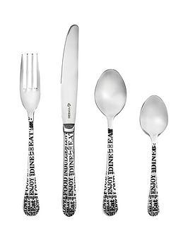 Viners Soho 16 Pc Cutlery Set