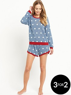 mink-pink-head-in-the-stars-long-sleeved-top