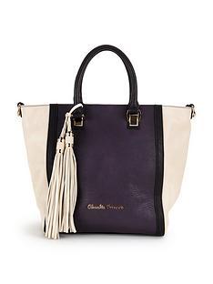 claudia-canova-tassel-detail-tote-bag