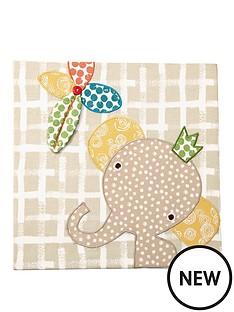 mamas-papas-zam-bee-zee-canvas-picture-elephant