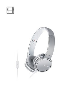 sony-sony-mdr-zx660-smartphone-capable-headphones-white