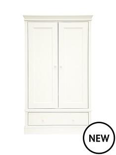 mamas-papas-oxford-wardrobe--white